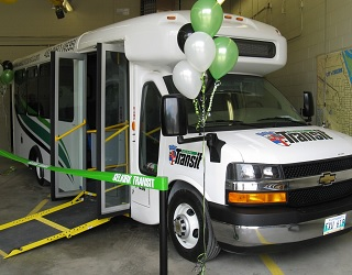 Fares & Rates - Selkirk Transit Ribbon Cutting Ceremony